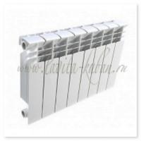 DWS-350 Радиатор алюминиевый (7 секций)