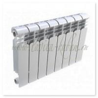 DWS-350 BIMETAL Радиатор биметаллический (4 секции)