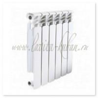 DWL-500 Радиатор алюминиевый (6 секций)