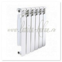 DWL-500 Радиатор алюминиевый (14 секций)