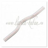 """CP (CROOKED PIPE) 25 Колено обводное длинное без муфт """"труба-труба"""" для трубы PPR"""