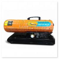 SOLAR VILLE NF-50 Пушка тепловая дизельная для обогрева 300 м.кв., 50 кВт