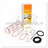 UHC-16-100 Резистивный кабель для обогрева полов в виде матов для 10 м.кв., 1600 Вт