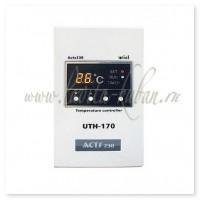 UTH-170 Терморегулятор накладной с программируемым таймером 4 кВт Белый