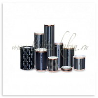 LH-308 ИК-пленка (инфракрасная) низкотемпературная для обогрева 80 м.кв.
