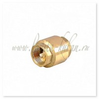 CHECK VALVE(C) 1/2 Клапан обратный с метал.седлом